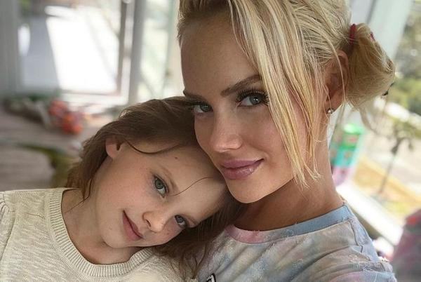 Picture for Southern Charm's Kathryn Dennis poses with daughter Kensie after star cried over missing her kids following custody loss