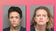 Cover for Two women identified after months-long shoplifting investigation