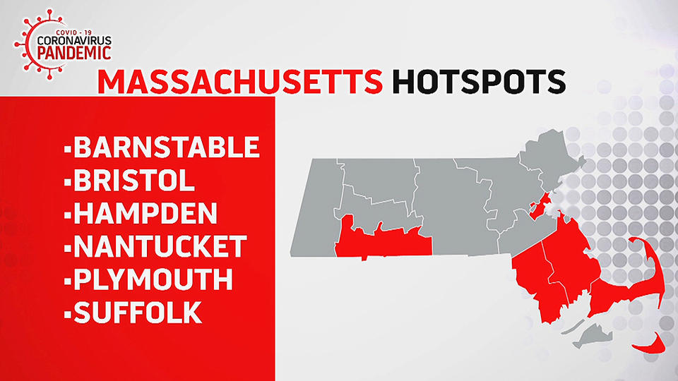 Picture for Massachusetts Recommending Some Fully Vaccinated People Wear Face Masks Indoors