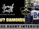 Picture for NFL Draft Diamonds Free Agent Interview: Jamal Smith, Defensive Back