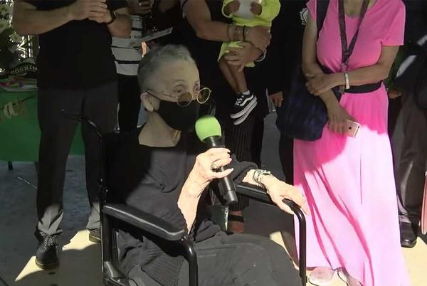 Picture for On her 100th birthday, Betty Reid Soskin sees school renamed in her honor