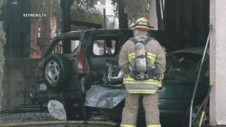 Cover for Multiple Suspicious Fires Under Investigation in Pasadena