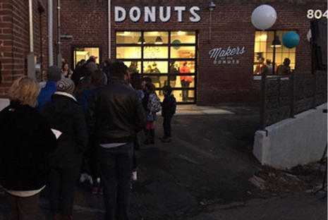 Picture for Makers Donuts closing 6 months after reopening