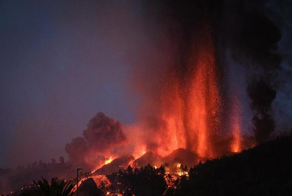 Picture for Spewing Volcano Shouldn't Put Off Visitors To La Palma, Says Spain's Tourism Minister
