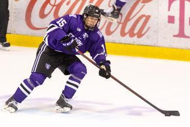 Picture for Grant Loven getting used to life in purple for the Tommies