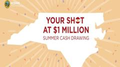 Cover for Random generator selects which vaccinated North Carolinian wins 1 million dollars