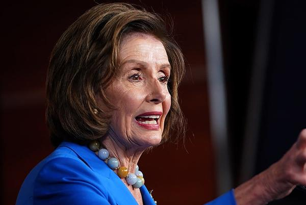 Picture for Pelosi: Democrats within striking distance of deal