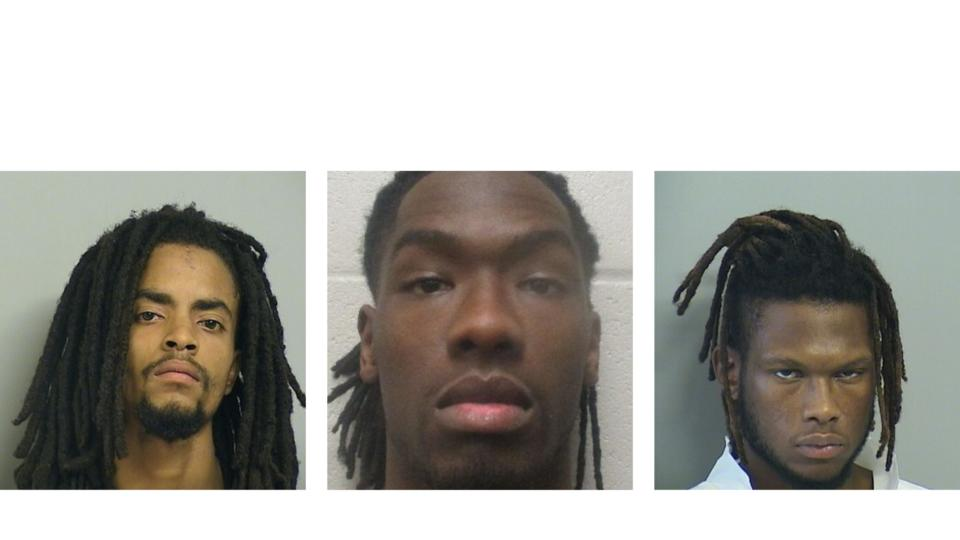Picture for Three suspects arrested in connection to several Tulsa dispensary robberies