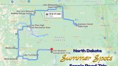 Cover for Drive To 9 Incredible Summer Spots Throughout North Dakota On This Scenic Weekend Road Trip