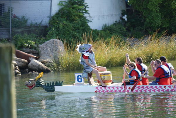 Picture for 25 Photos: The return of Port Jeff's Dragon Boat Race Festival