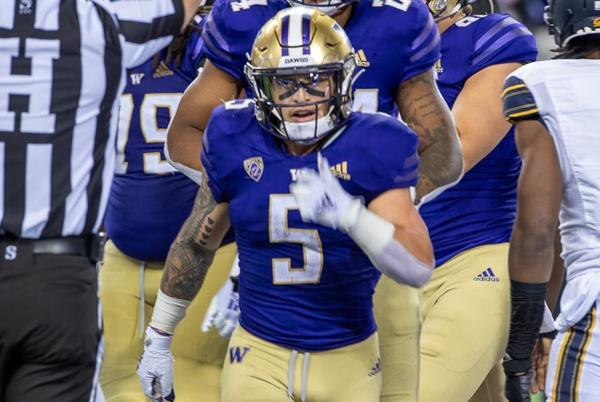 Picture for DawgmanRadio: Picking out the good and bad from UW's 31-24 OT win over California