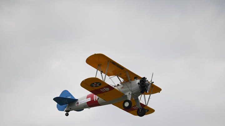 Cover for Local WWII Veterans in Long Island are Participating in Dream Flights as part of  Operation September Freedom