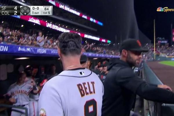Picture for D-backs sent epic tweet to Giants after beating Dodgers