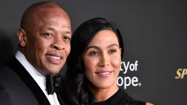 Nicole Young, Dr. Dre's Wife of 24 Years, Officially Files for Divorce Citing Irreconcilable Differences in Marriage