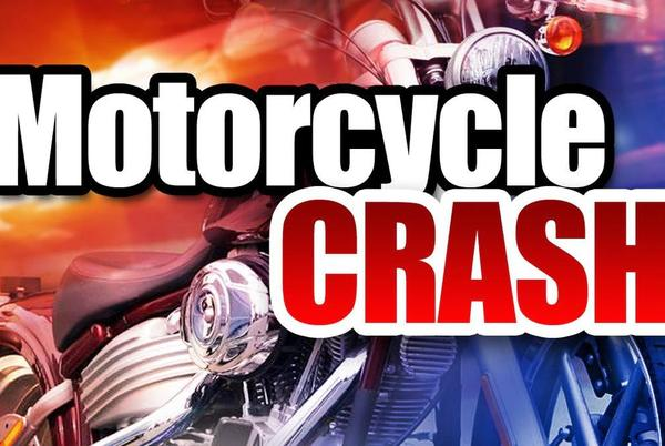 Picture for Motorcycle passenger dies following crash