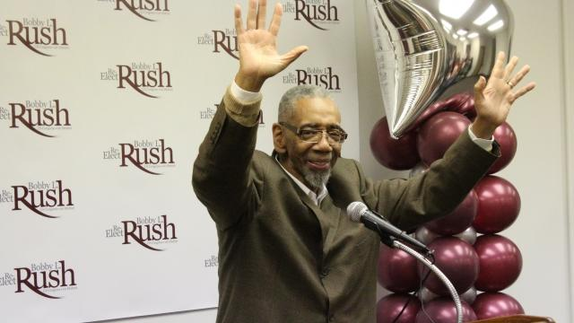 Picture for Ex-Black Panther Rep. Bobby Rush demands FBI files on Fred Hampton be released