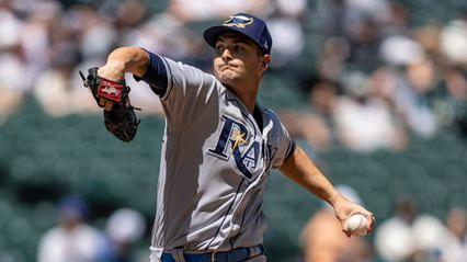 Picture for Rays' Shane McClanahan delivers a strong start