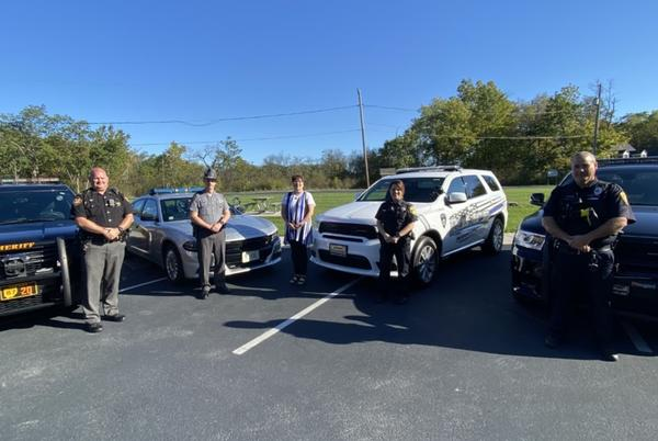 Picture for Wood County law enforcement agencies working together to reduce fatal and injury crashes on rural roads