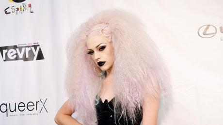 Picture for RuPaul's Drag Race star Laganja Estranja comes out as trans: 'I'm nervous but I'm not scared'