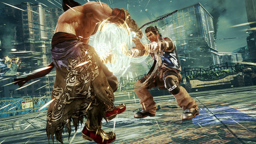 Tekken 7 Starts Teasing A New Mysterious Fighter News Break