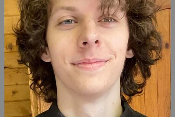Picture for Michigan man Noah Kerridge, 20, who vanished in April after going for a walk, found dead near river embankment