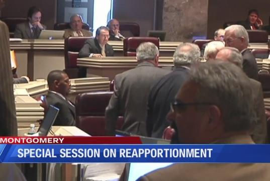Picture for Alabama Rep. Mike Jones discusses the upcoming special session of the legislature