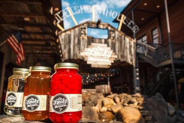 Picture for Ole Smoky Moonshine says they are not experiencing supply chain issues