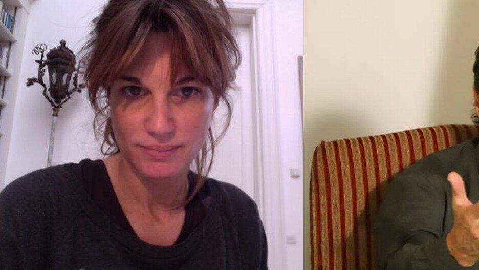 Picture for Jemima Goldsmith slams ex-husband over rape remarks