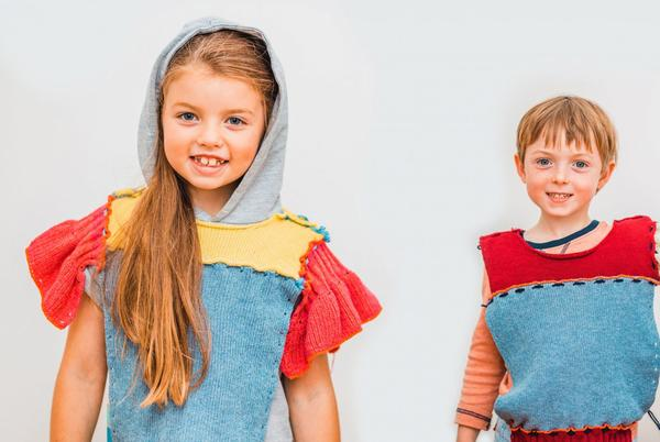 Picture for Almaborealis designs sew-your-own clothing kit for children