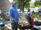 Picture for Community celebrates message of love and support at Talladega Downs gathering