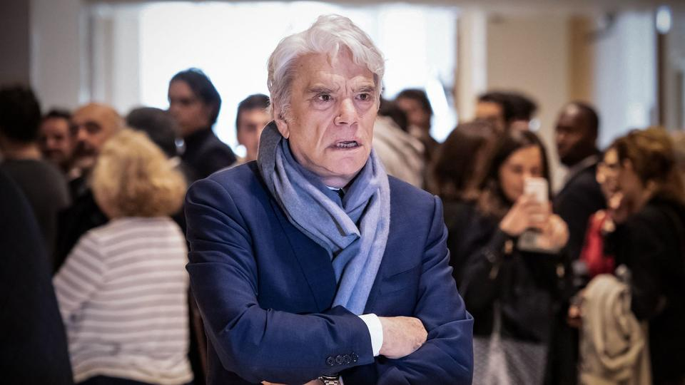 Picture for Adidas tycoon Bernard Tapie beaten by armed robbers in raid at Paris home as intruders grab Rolex watches & jewellery