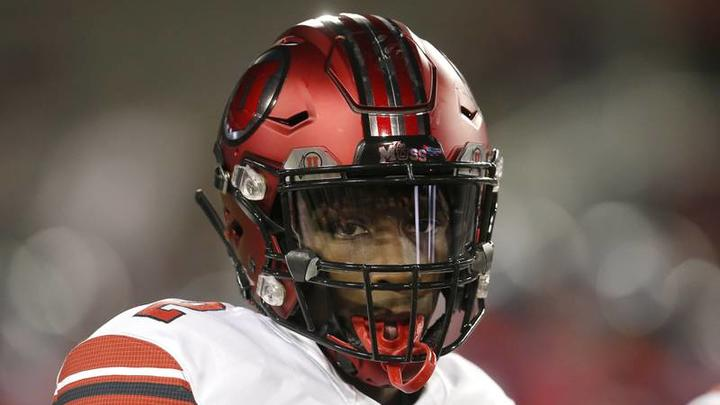 Cover for Police: Utah football player killed in house party shooting