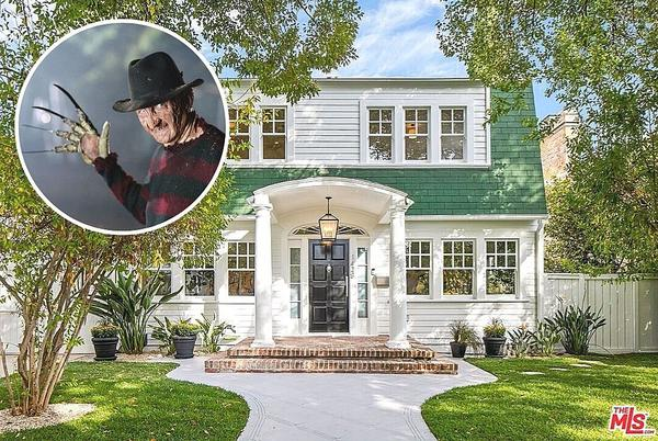 Picture for The House From 'A Nightmare on Elm Street' Is for Sale and It's a Total Dream Home