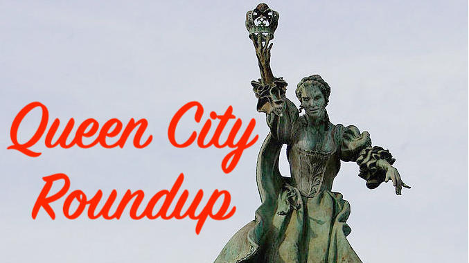Cover for Queen City Roundup 10/15: Fights bring police to CMS, McCaffrey misses practice, NYT recognizes NC restaurants & more!