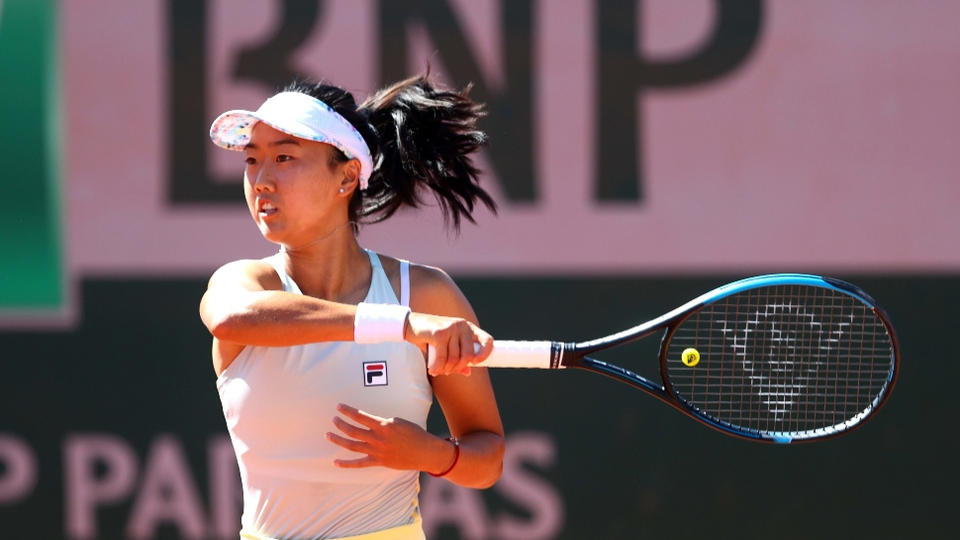 Picture for With the French Open Behind Her, King of Prussia's Ann Li is Working Toward Fulfillment of Her Life Goals