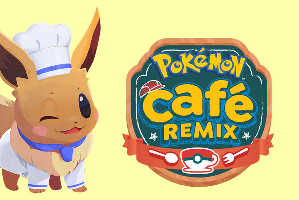 Picture for Pokémon Café ReMix is releasing on October 28th