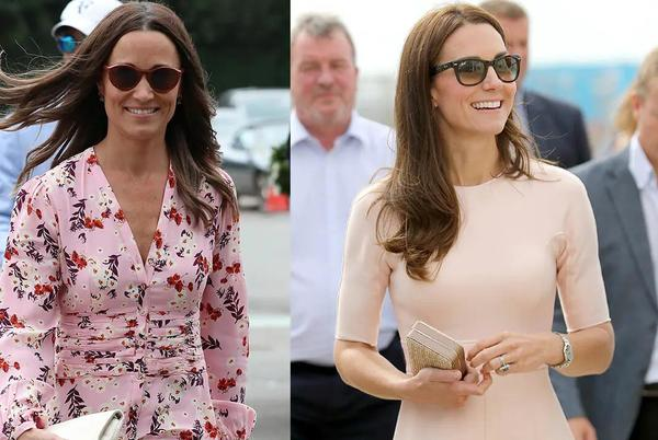 Picture for Pippa Middleton spotted in Kate's favourite jeans in casual look