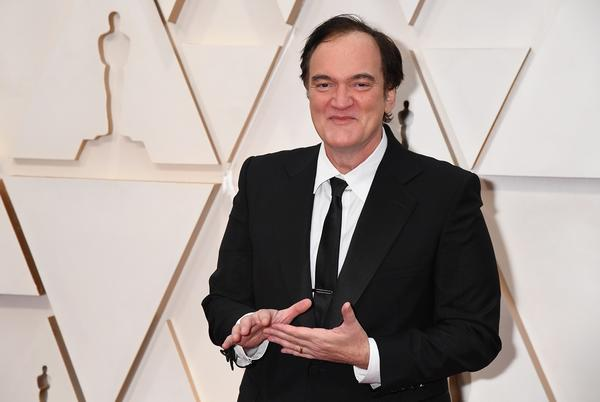 Picture for Quentin Tarantino Didn't Want To Be Called a 'White Boy' When He Was Younger