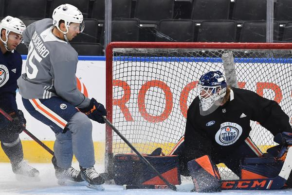 Picture for CAMP: Bouchard the 'X-Factor' on Oilers blueline