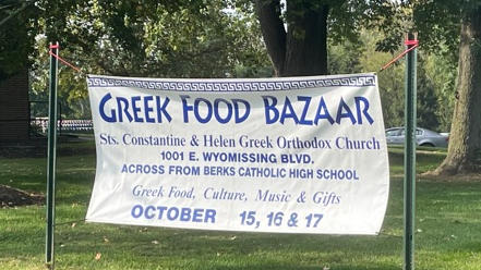 Cover for A Taste of Greece: Celebrating 50 Years of a Berks County Culinary Tradition