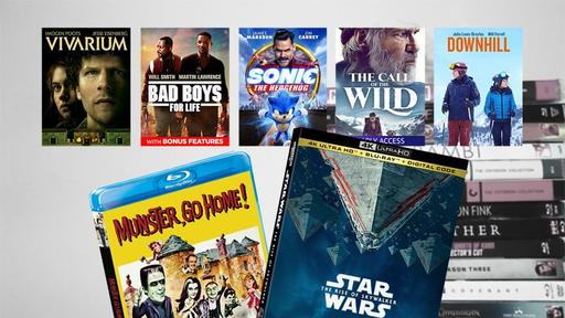March 31 Blu Ray Digital And Dvd Releases News Break
