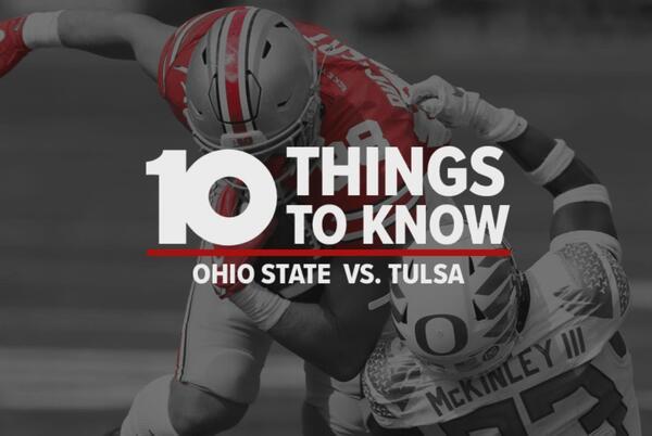 Picture for LIVE UPDATES: #9 Ohio State vs. Tulsa