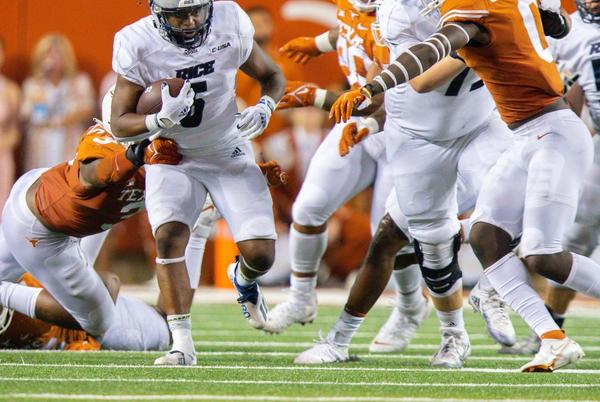 Picture for Rice vs. Southern Miss College Football Odds, Plays and Insights