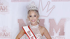 Cover for Albion's Madyson Zoucha wins Miss Nebraska Teen title