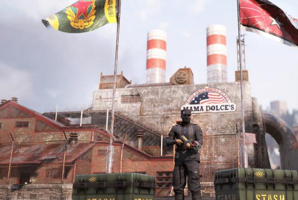 Picture for Fallout 76 Atomic Shop Weekly Update: Bring on the Fear with Red Menace Outfit Bundle