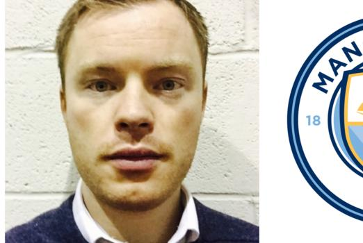 Picture for Manchester City's James McCarron appointed Sporting Director of Lommel