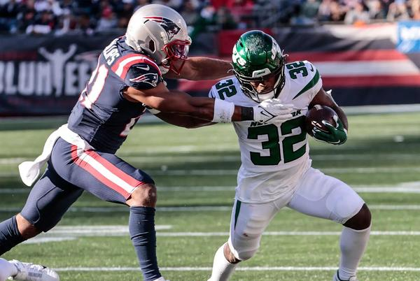 Picture for Fantasy football Week 8 waiver wire pickups: Rising Jets rookie is a must-add
