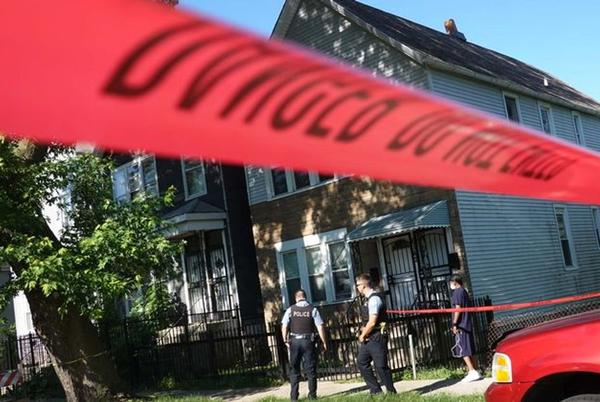 Picture for Chicago mass shooting: Who is Englewood shooter? 4 dead after argument at home