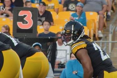 Picture for Steelers Vs Bengals X Factor: Kendrick Green