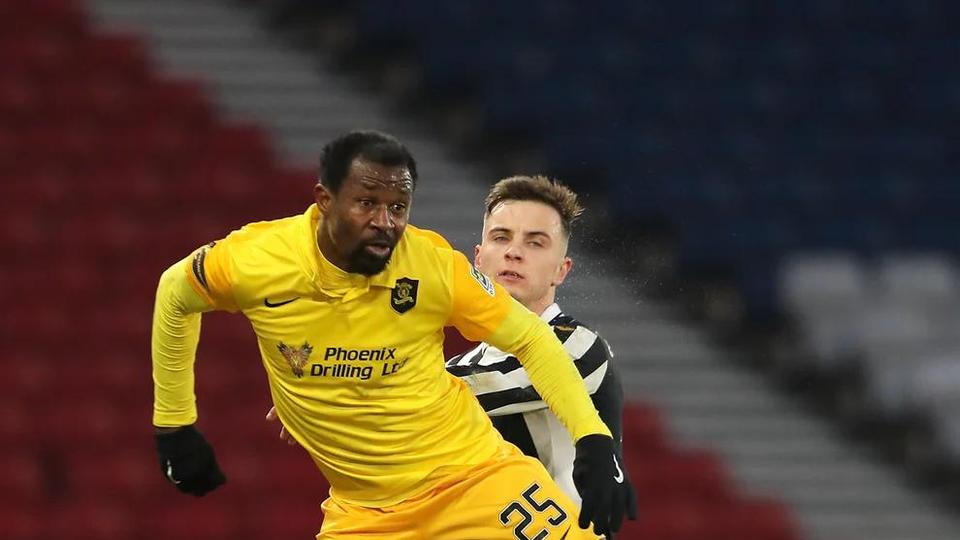 Picture for Efe Ambrose and Jay Emmanuel-Thomas among players released by Livingston